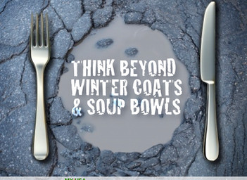Think Beyond Winter Coats & Soup Bowls