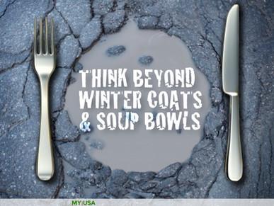 Think Beyond Winter Coats & Soup Bowls
