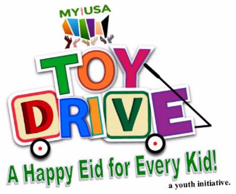 MY Eid Toys Drive 2015