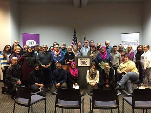 2nd Columbus Unity Meeting - Immigrants in Trumpland