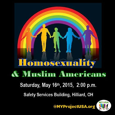 Homosexuality and Muslim Americans