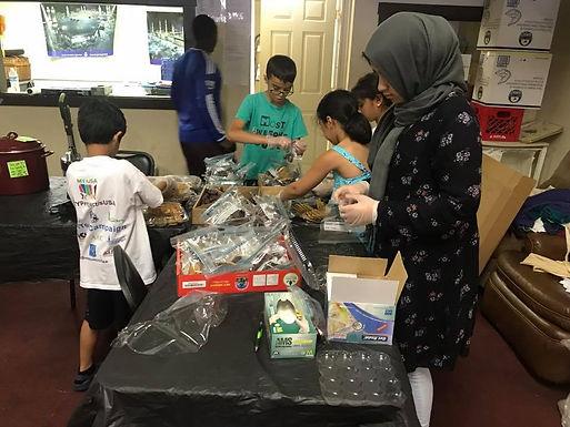 Iftaar Kitchen 2017 Week 4
