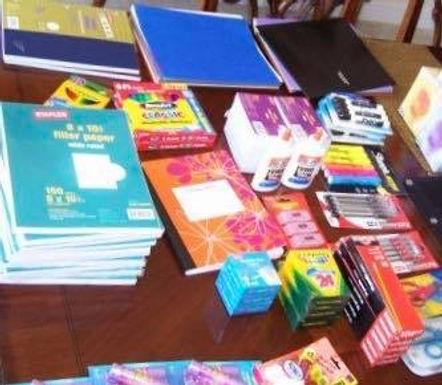 School Supplies Openhouse