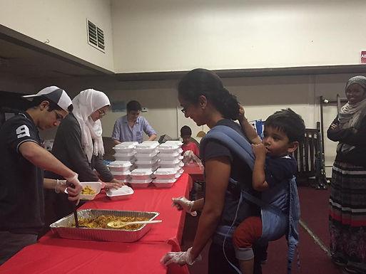 MY Iftaar Kitchen 2017 Day 1