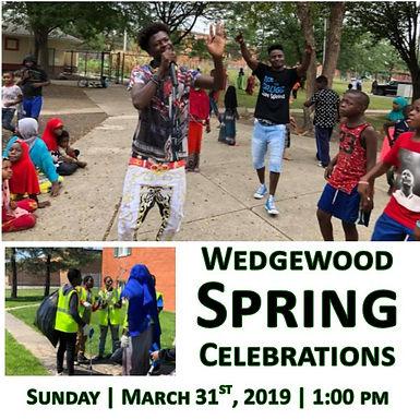 Wedgewood Spring Celebrations