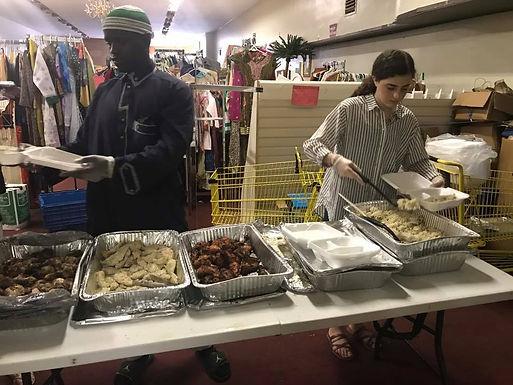Iftaar Kitchen 2017 Week 2 Day 1