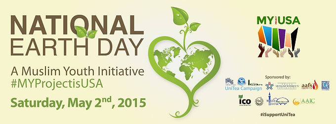 Earth Action Days: Neighborhood Spruce Up and Celebrations