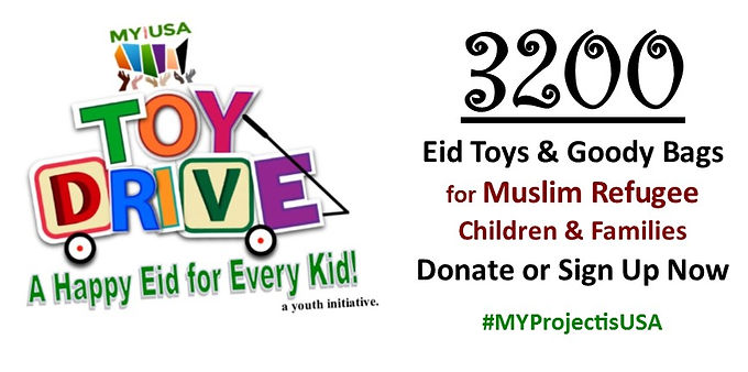MY Eid Toys Drive 2017 - A Happy Eid for Every Kid