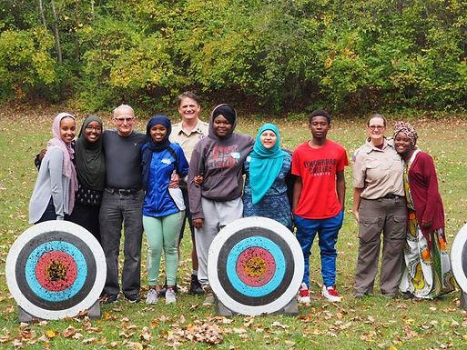 Columbus Muslim Youth Retreat 2017