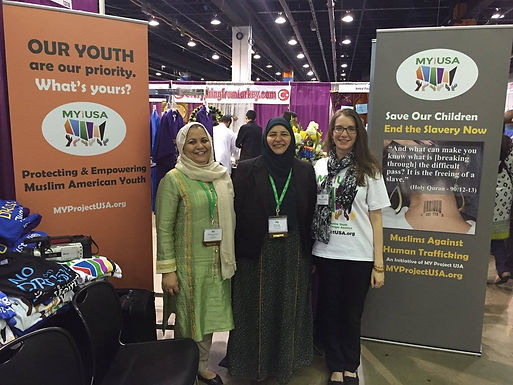 MY Project USA @ ISNA Convention 2015