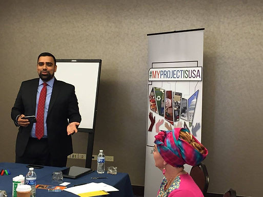 Drugs, Gangs, Human Trafficking & Muslim Youth - ISNA Roundtable