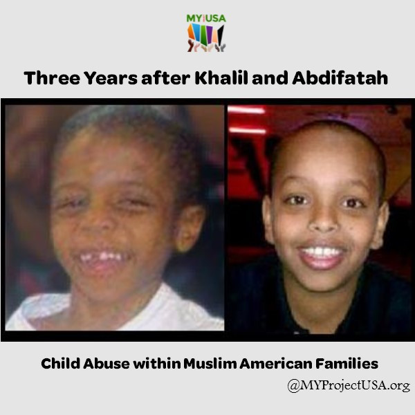 Child Abuse within Muslim American Families