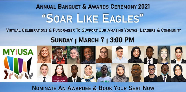 2021 Annual Banquet & Award Ceremony eve