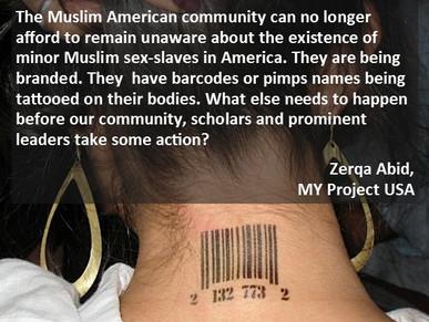 Fatima, 13, a Sex-Slave in 2015 America