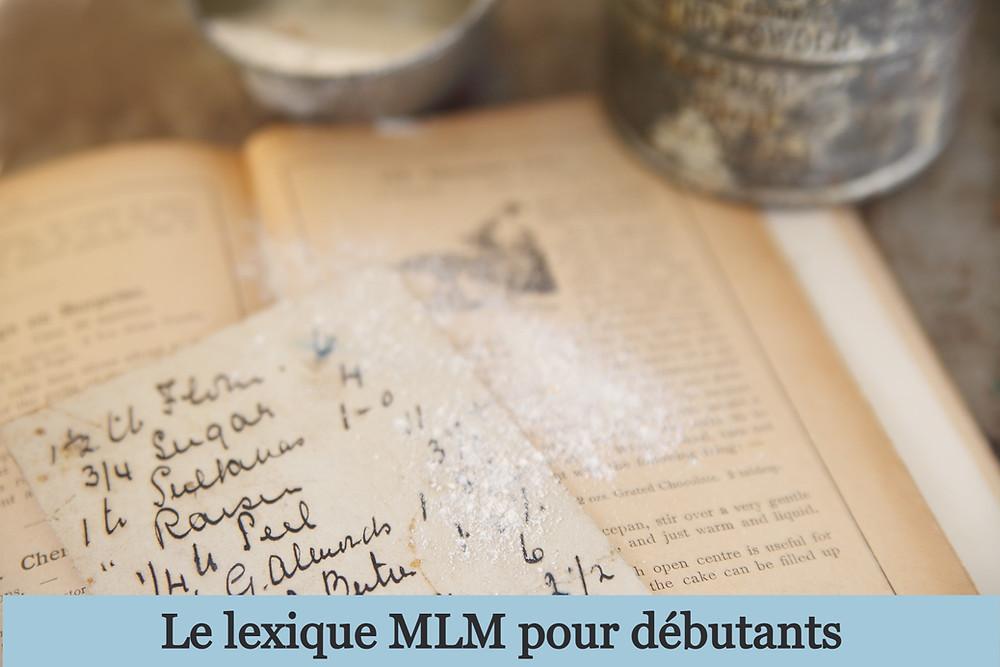 Le lexique MLM pour débutants