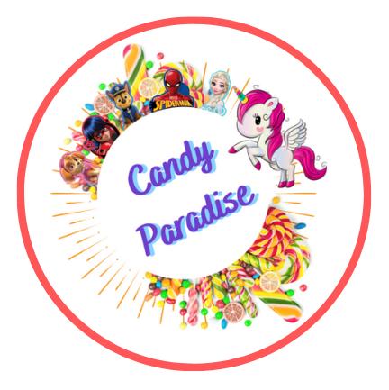 Candy paradise logo