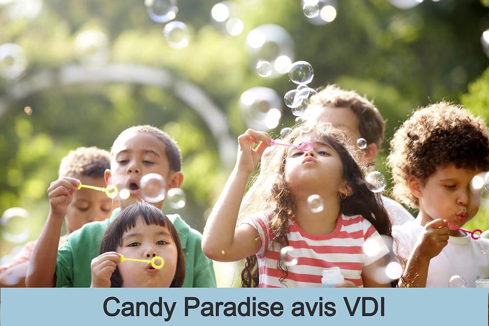 Candy paradise avis