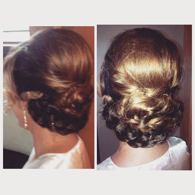 Updo by #demarcus _salondemarcus!! #sandiegohairsalon #downtownsandiego #bestsandiegohairsalon