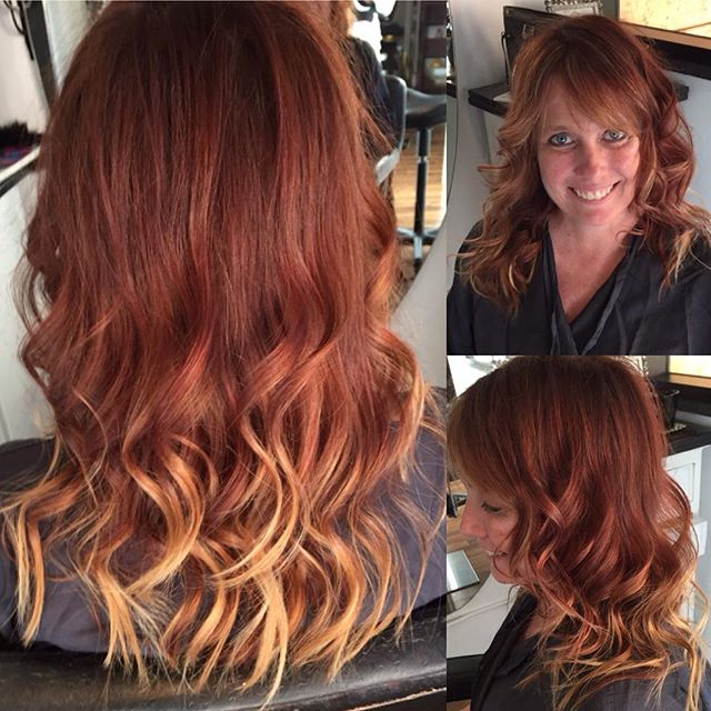 Perfect fall color and cut by Marcus H