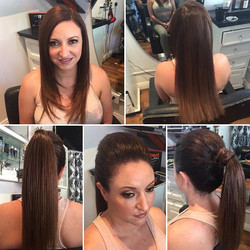 Wedding season calls for amazing hair that can be switched up easily between events