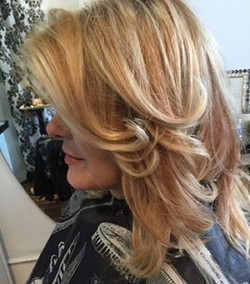 Blondes blondes blondes 😍😍😍 gorgeous cut, color, and style by Marcus