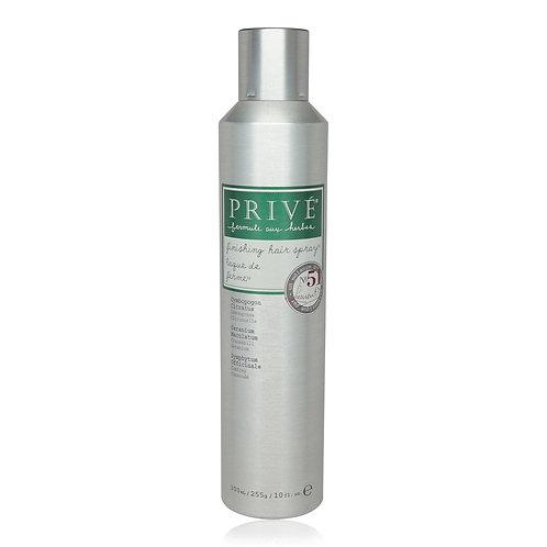 Prive Finishing Hair Spray 10oz