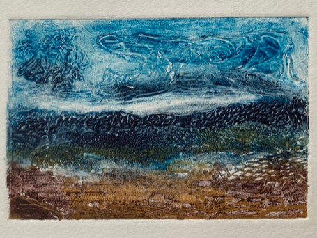 Bumpy Seas 11 SOLD