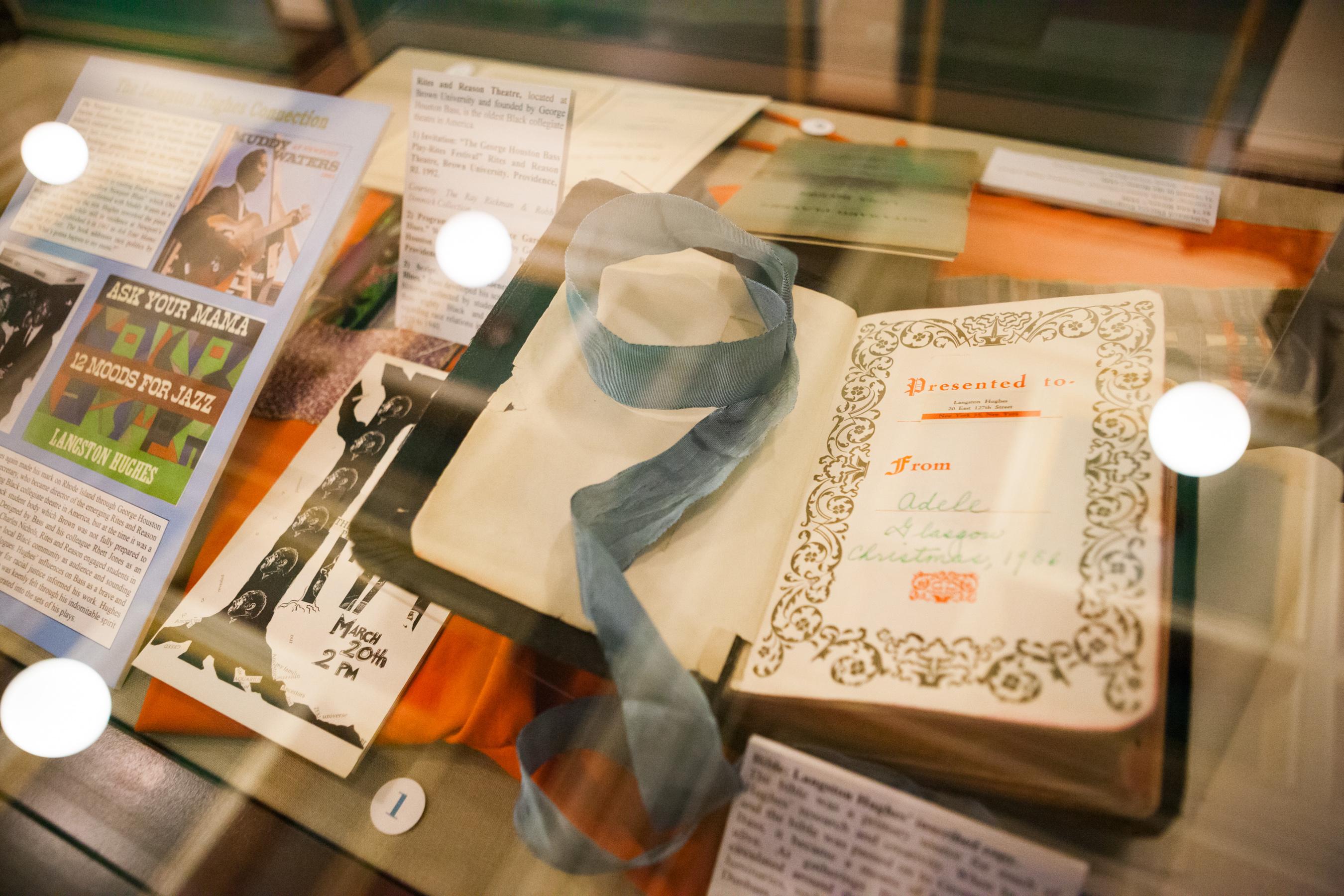 Langston Hughes Bible