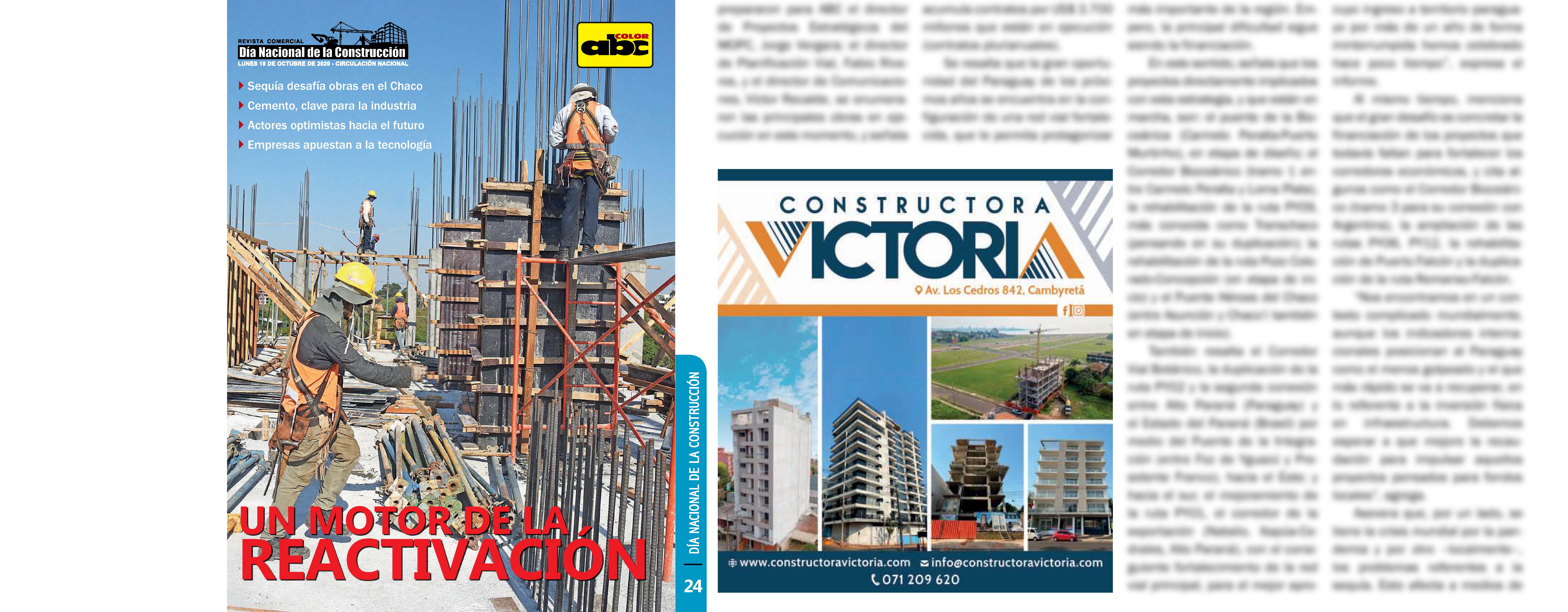 Día Nacional de la Construcción