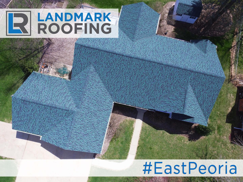 Landmark Roofing East Peoria IL Geo Hash