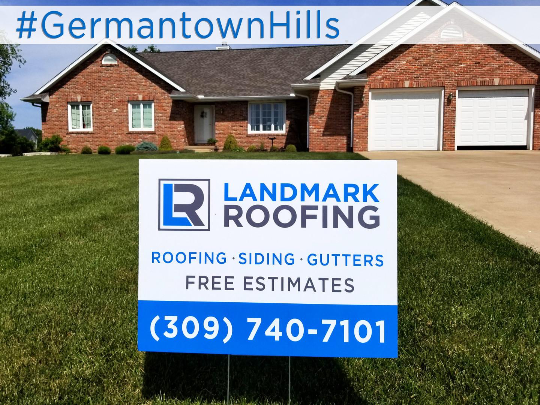 Landmark Roofing Germantown Hills IL 2 G