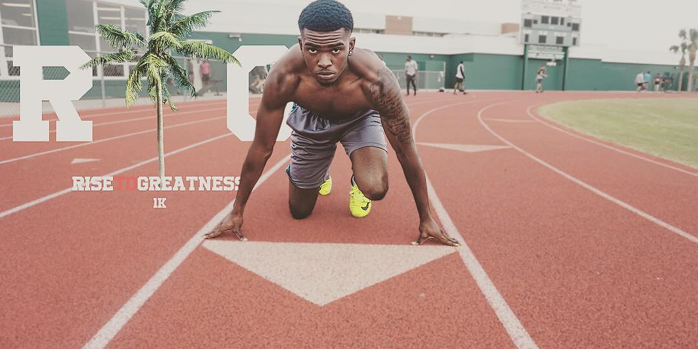 #LongLiveCurtis Track & Field Scholarship