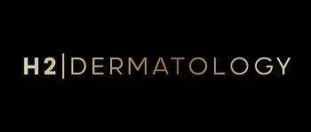 H2 Dermatology Logo - Saginaw Dermatologist
