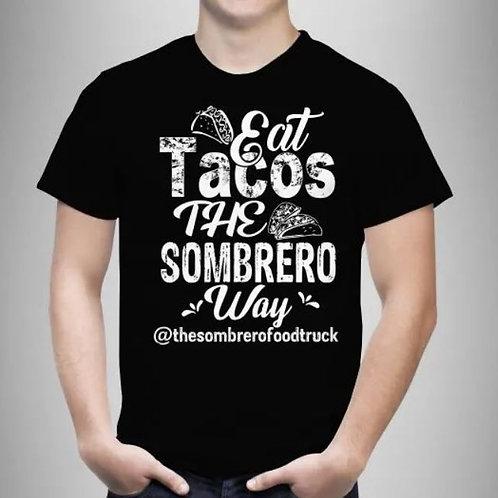 Eat Tacos the Sombrero Way