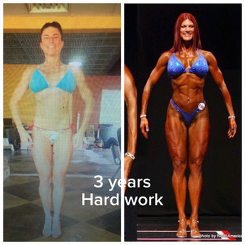 CLIENT'SBODY TRANSFORMATION by PETRA