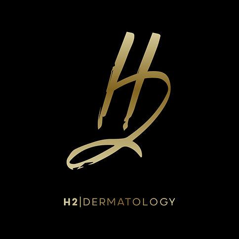 H2 Dermatology logo - Dermatology Midland MI