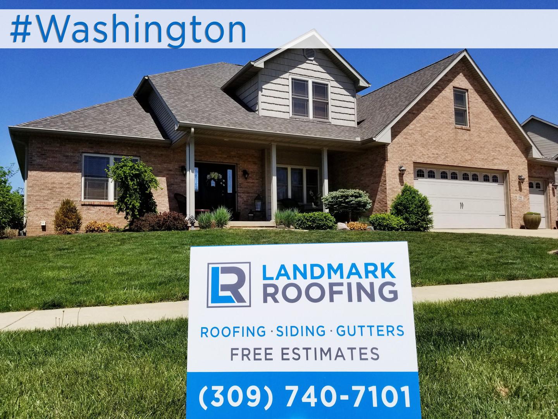 Landmark Roofing Washington Kingsbury Ge