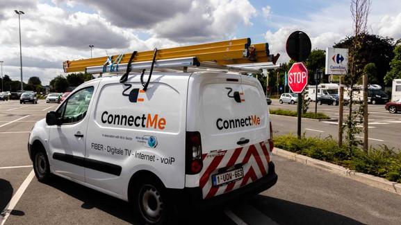 Connect-ME Peugeot wagen 1