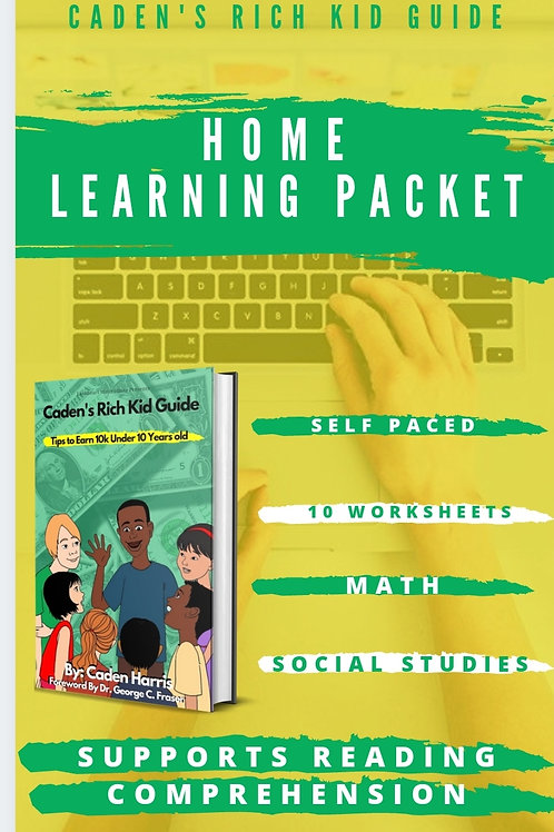 Home Learning Packet