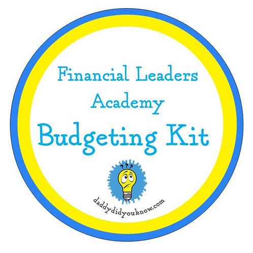 Financial Leaders Budgeting Kit