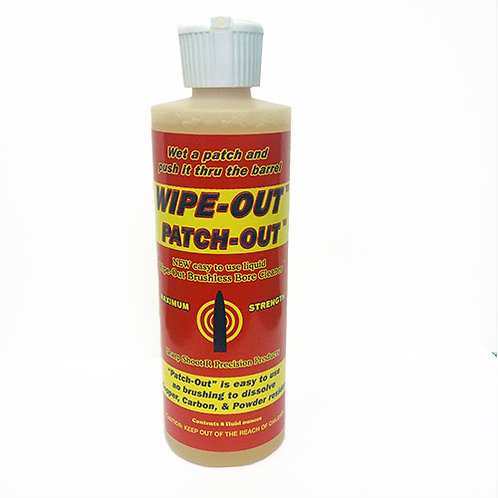 Wipe Out Patch-Out (8Oz)