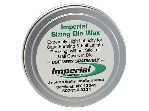 Redding Imperial Sizing Die Wax(2oz)