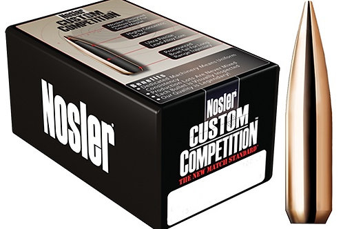 Nosler custom competition 6,5