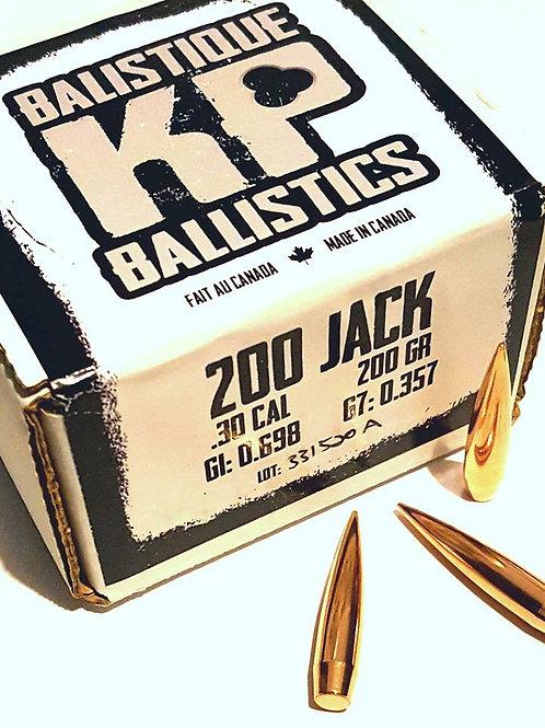 KP Ballistics Bullets