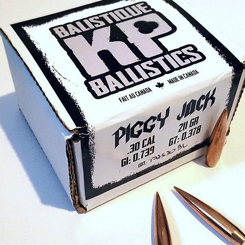 KP Ballistic Bullets 211 Piggy Jack