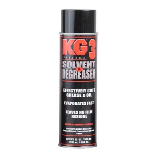 KG3 Solvent/Degreaser (13oz)