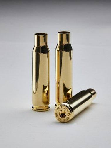 "Bossoli Peterson 6.5 Creedmoor ""Fat Neck"" (50pz)"