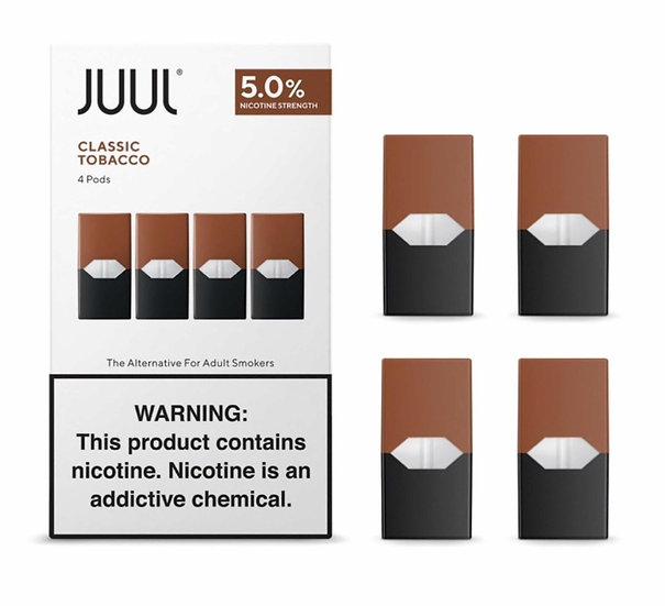 juul pod classic tabacco