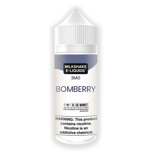 BLACK MVRKET BOMBERRY