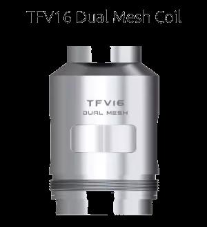 COIL TFV16 DUAL MESH 0.12 Ω